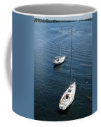 Sturgeon Bay Canal Mooring Coffee Mug