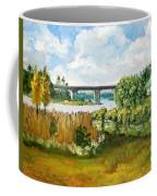 Sturgeon City Park Coffee Mug