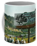 Sturgis City Of Riders Coffee Mug