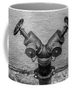 Stylish Stand Pipe Coffee Mug