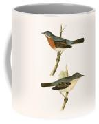 Sub Alpine Warbler Coffee Mug