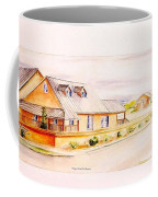 Subdivison Rendering Coffee Mug