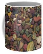 Submerged Lake Stones Coffee Mug