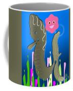 Submerged World Coffee Mug