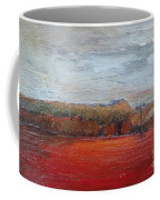Suburb In October Coffee Mug