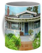Suburban Arts And Crafts House Hayward California 8 Coffee Mug