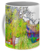 Suburban Home 3 Coffee Mug