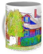 Suburban Home 4 Coffee Mug