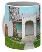 Suburban Surveillance House On Montgomery Avenue Hayward California 6 Coffee Mug