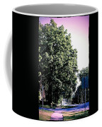 Suburban Tree Coffee Mug