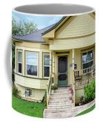 Suburban Victorian Cottage House Hayward California 37 Coffee Mug