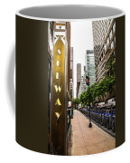 Subway Nyc Coffee Mug