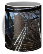 Subway Stairs Coffee Mug