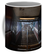 Subway Stairs To Freedom Coffee Mug