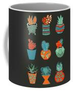 Succulent Garden No. 1 Coffee Mug