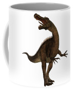 Suchimimus Profile Coffee Mug