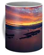 Sucia Sunset Coffee Mug
