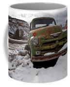 Suffering The Snow Coffee Mug