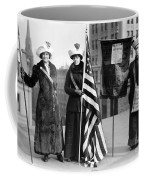 Suffragettes, C1910 Coffee Mug