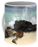 Sugar Beach Splash Coffee Mug