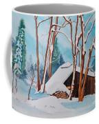 Sugar Bush Ripon Quebec Coffee Mug