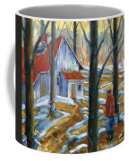Sugar Bush Coffee Mug