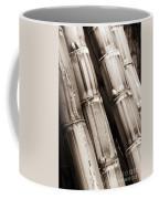 Sugar Cane - Sepia Coffee Mug