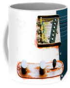 Sugar Kane Telecaster Coffee Mug