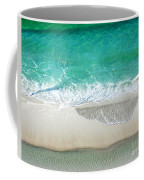 Sugar Sand Beach Coffee Mug