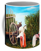 Sugarcane Worker 1 Coffee Mug