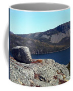 Sugarloaf Hill From The Lookout  Coffee Mug