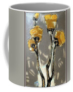 Suggestion Of Orange Flowers  Coffee Mug