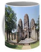 Sukhothai Khmer Sanctuary Coffee Mug