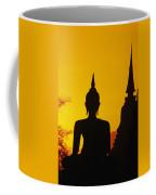 Sukhothai Temple Coffee Mug