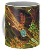 Sukkot-the Lulav Coffee Mug