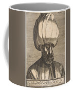 Suleyman The Magnificent , Engraved By Melchior Lorck Coffee Mug