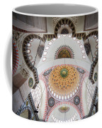 Suleymaniye Mosque Ceiling Coffee Mug