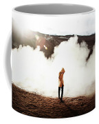 Sulfur Clouds Coffee Mug