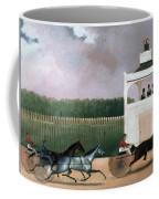 Sulky Race Coffee Mug
