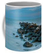 Sullivan's Island Rock Jetty Coffee Mug