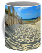 Sultry September Beach Coffee Mug