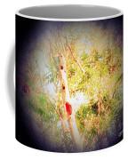 Sumac Tree In The Sunlight Coffee Mug