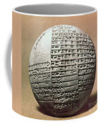 Sumerian Cuneiform Coffee Mug