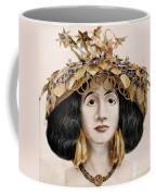 Sumerian Headdress Coffee Mug