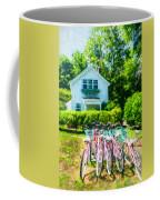 Summer Afternoon In The Hamptons Coffee Mug