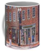 Summer Afternoon On M Street Coffee Mug