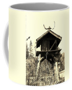 Summer Alaskan Cache Coffee Mug
