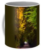 Summer And Fall Collide Coffee Mug