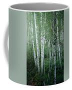 Summer Aspens  Coffee Mug