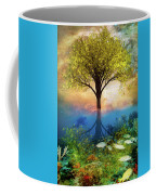 Summer At The Reef Coffee Mug